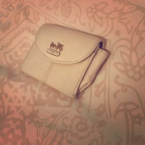 Used good condition Coach wallet